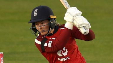 First Women's T20: Eng vs WI highlights