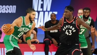 Who goes further in 2021: Raptors or Celtics?