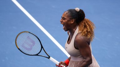 'Williams deserves 24th Grand Slam'