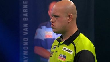 Gurney eliminates MVG from PL