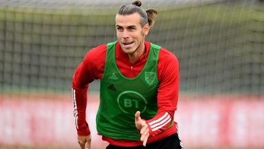 'Bale wants to play but wages an issue'