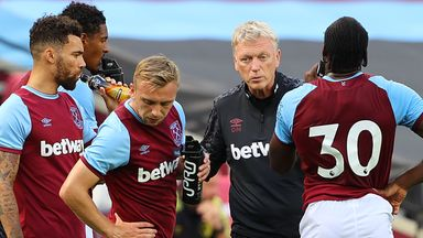 'West Ham board need to back Moyes'