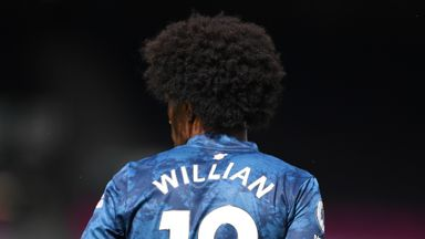 What does Willian bring to Arsenal?