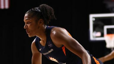 WNBA playoffs R2: Sun 73-59 Sparks