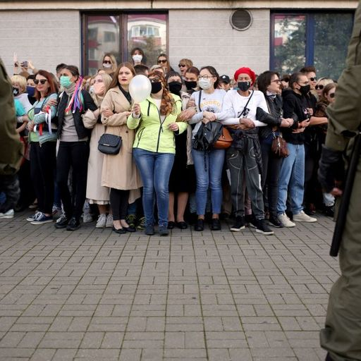 What happens next in Belarus won't be up to the protesters - the Kremlin can see to that