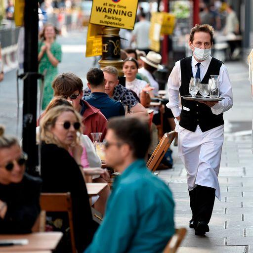 Coronavirus live - latest UK news updates
