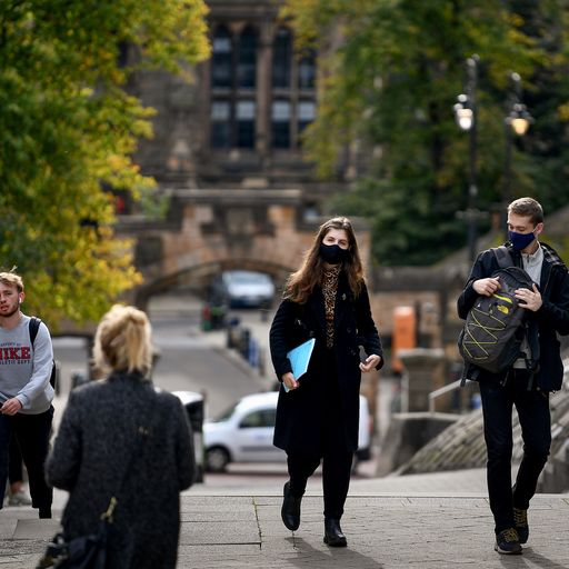 University of Glasgow outbreak linked to mixing during freshers' week