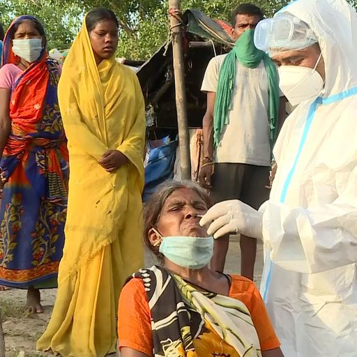 Coronavirus: India now has the second highest number of COVID-19 cases in the world