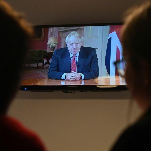 In full: Boris Johnson's Downing Street speech