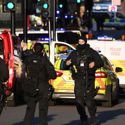 Five minutes of terror: How the London Bridge attack unfolded