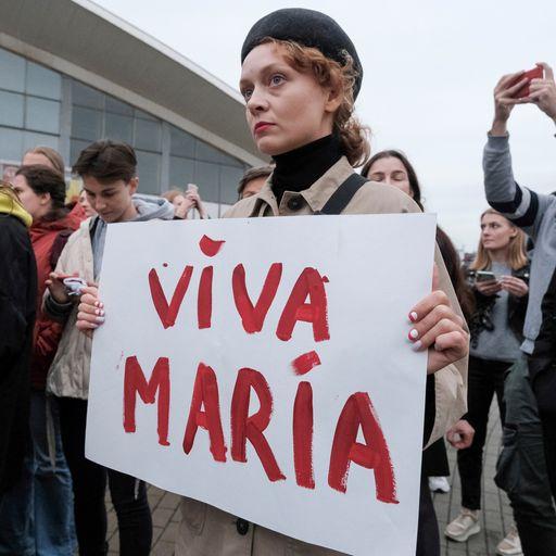 Belarusian opposition still optimistic despite government crackdown gaining pace