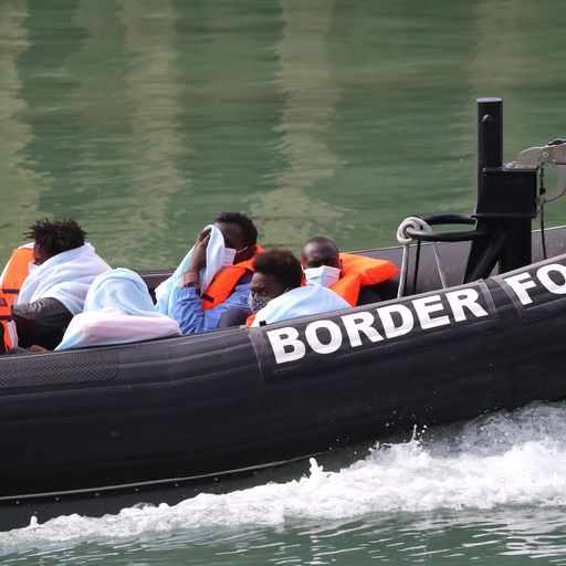 More than 1,450 migrants made dangerous Channel crossing in August, analysis shows