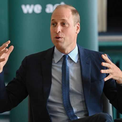 Has the duke left behind his 'Workshy William' title for good?