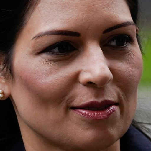 Patel advised not to 'swear and shout' at staff last year - ex-civil servant