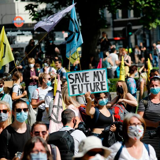 Inside Extinction Rebellion: Two months embedded with climate change protesters