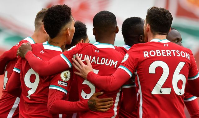 Carabao Cup: Liverpool could face Leicester or Arsenal in round four -  Radio Exe