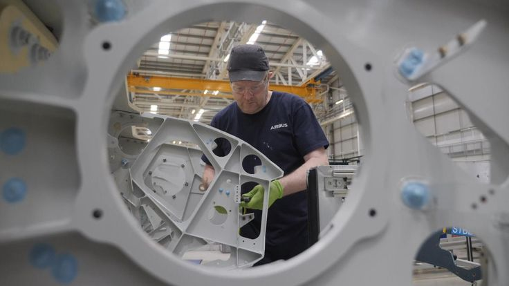 Jobs have been cut at Airbus's Broughton plant