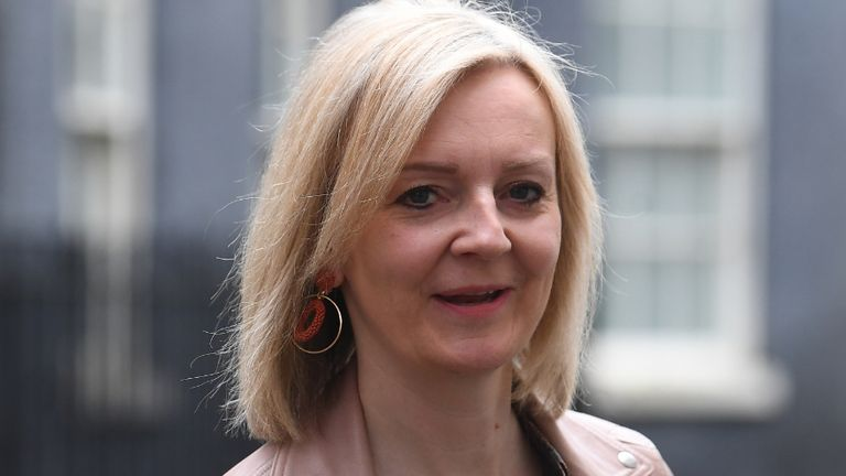 File photo dated 11/03/20 of International Trade Secretary Liz Truss who has said acting on unfair tariffs on items such as Scotch whisky will be a priority once Britain officially leaves the EU on January 1.