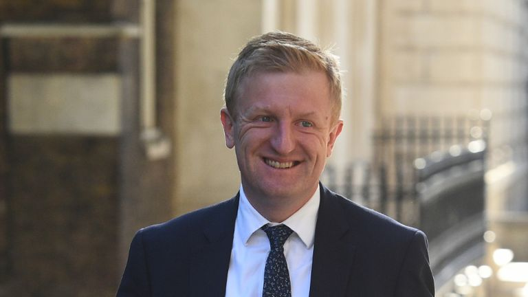 File photo dated 21-07-2020 of Digital, Culture, Media and Sport Secretary Oliver Dowden.
