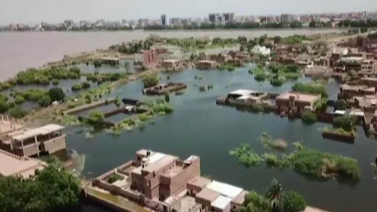 Floods in Eastern Africa