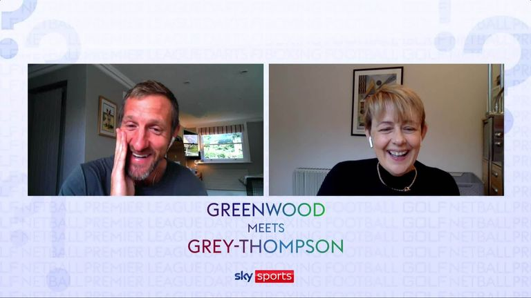 Will Greenwood and Dame Tanni Grey-Thompson meet for the first time and talk about their lives and journeys in sport for National Inclusion Week.