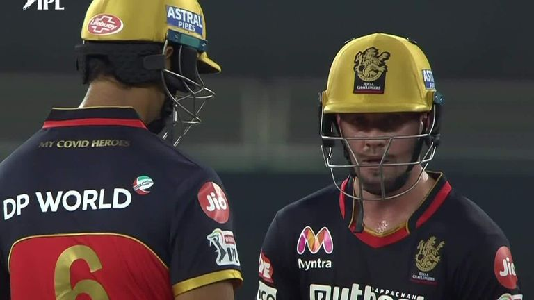 AB de Villiers played a brilliantly destructive innings, hitting 55no from 24 balls