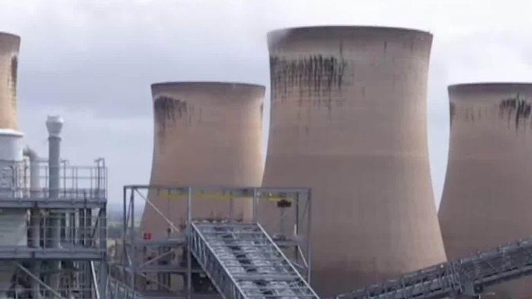 Coal plant VJU