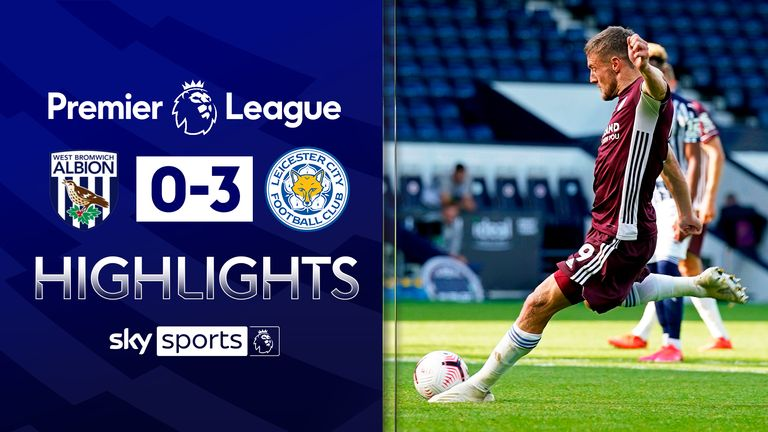 FREE TO WATCH: Highlights from Leicester's Premier League win over West Brom