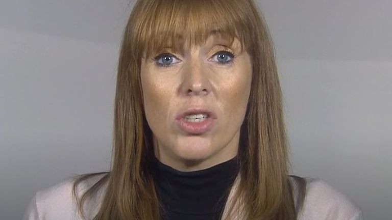 Angela Rayner says government needs to act quickly if it wants to avoid national lockdown