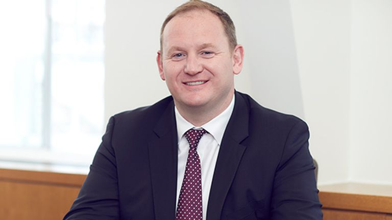 Paul McDonald has been CEO of Avon Rubber since 2017. Pic: AR