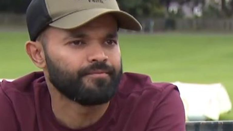 Cricketer Azeem Rafiq discusses his experience of racism within the sport
