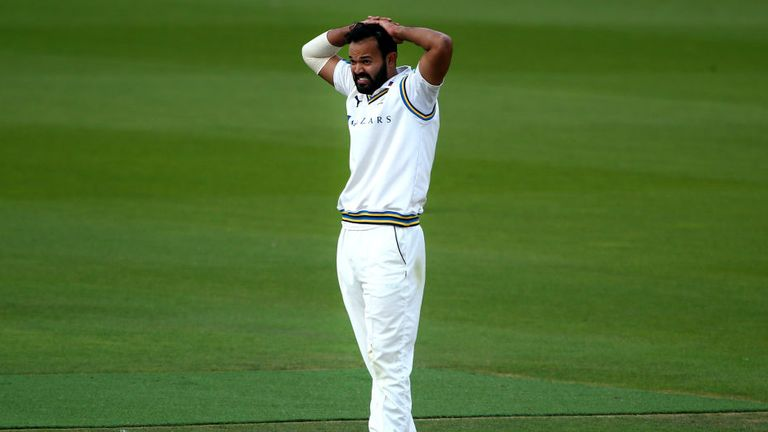 Azeem Rafiq has said he experienced racism while playing for Yorkshire
