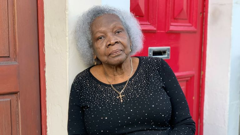 Barbara Dettering, 81, attended the protests in Bristol 57 years ago which paved the way for the first Race Relations Act in Britain. Pic: emailed by Noel Phillips