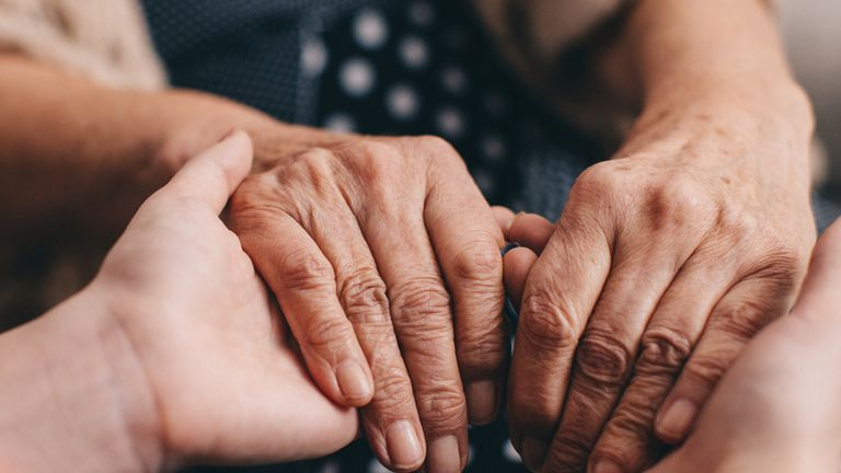 The government has said grieving households should be able to form bereavement bubbles