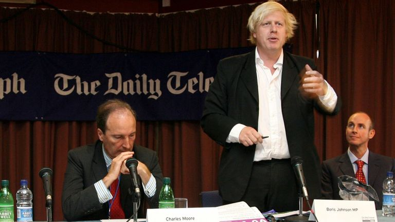 The Conservative Party Conference, Bournemouth, Britain - 02 Oct 2006