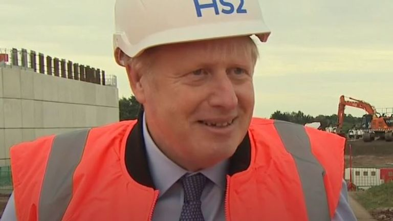 Boris Johnson dances around questions about Tony Abbott