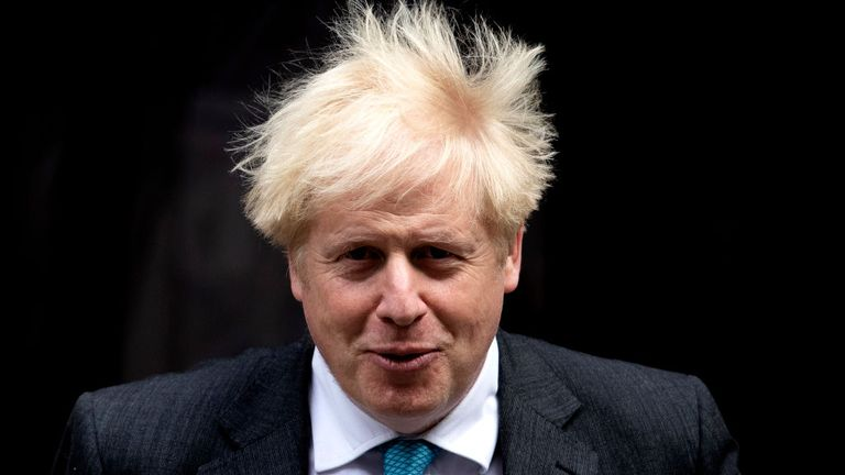 Boris Johnson has said he is not a fan of 'sneak culture'