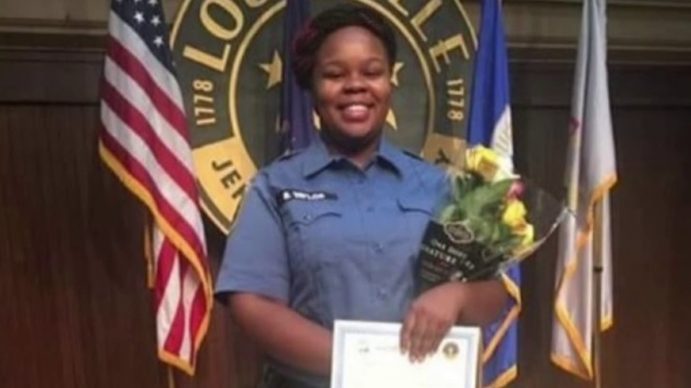 Breonna Taylor was a qualified emergency medical technician. Pic: Family