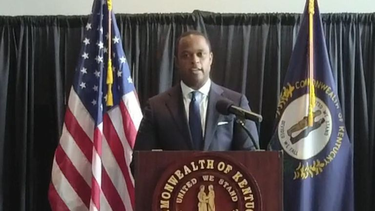 Kentucky Attorney General - Daniel Cameron