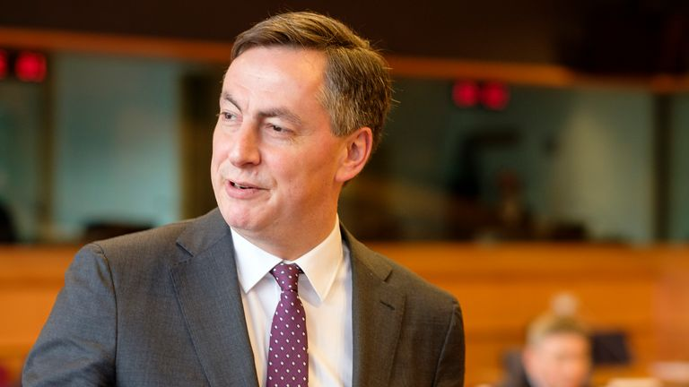 MEP David McAllister says he is 'deeply concerned' over the state of Brexit talks