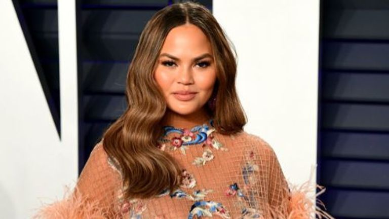 Teigen co-hosts the popular 'Lip Sync Battle' TV show and has released a best-selling cookbook