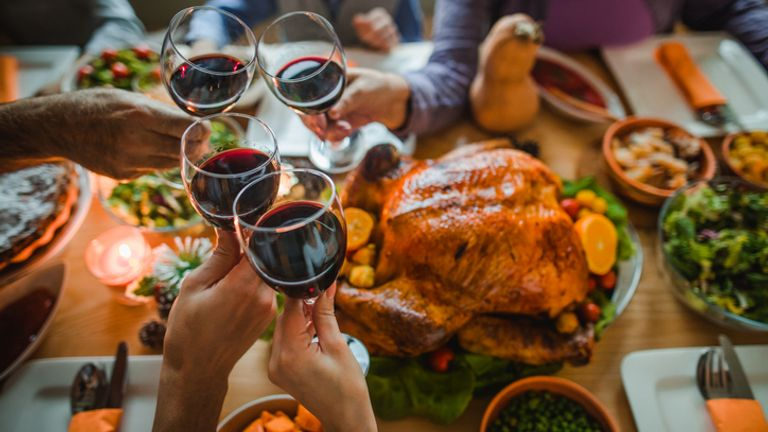 There may have to be fewer place set at the Christmas table this year