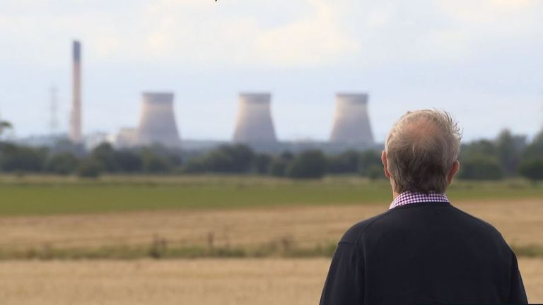 Both Ferrybridge and the nearby Eggborough power station have been decommissioned.
