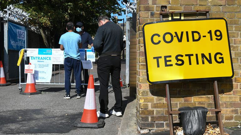 Coronavirus - Fri Sep 18, 2020