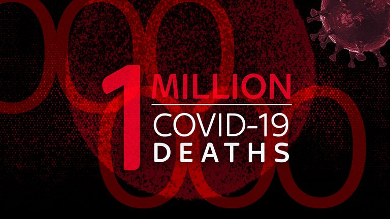 One million COVID-19 deaths
