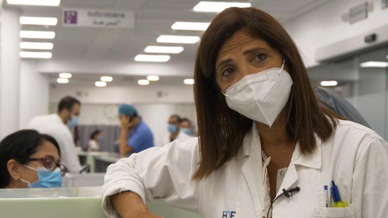 Dr Eliane Ayoub