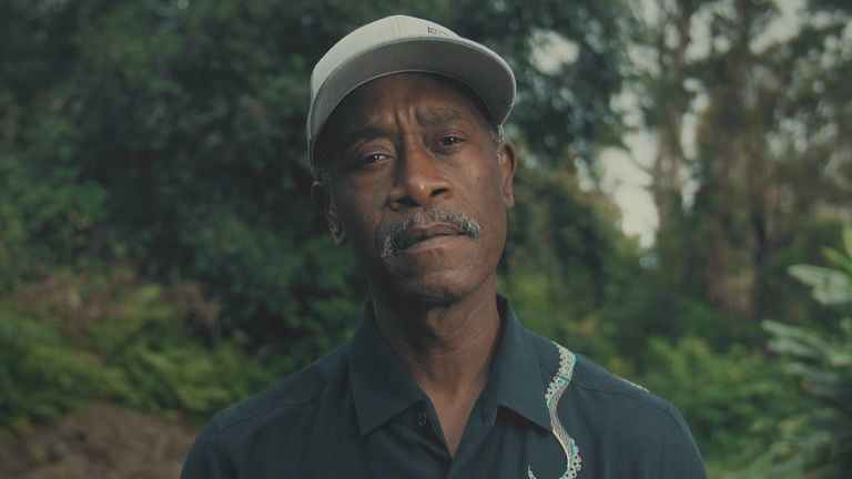 Don Cheadle in Nations United