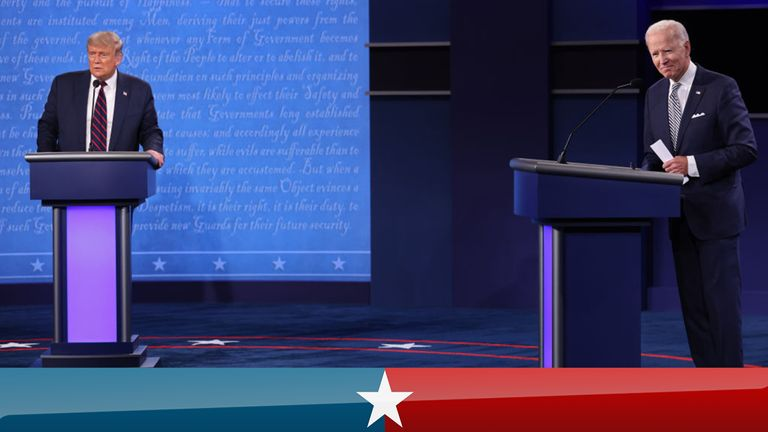 The debate was the first of three before the election