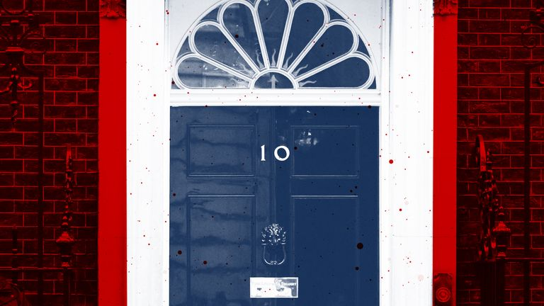 downing st graphic