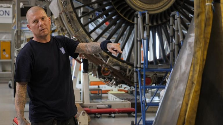 Half of Rolls-Royce's 3,000 redundancies in the UK will be at its Derby site